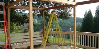 Pergola Diy Plans by Step By Step Instruction For Diy Building Of Pergola