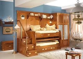 cool wooden bunk beds with stairs popular wooden bunk beds with