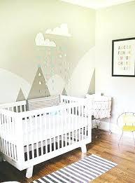 thème décoration chambre bébé idee theme deco chambre bebe jungle garcon tours ado vert ration