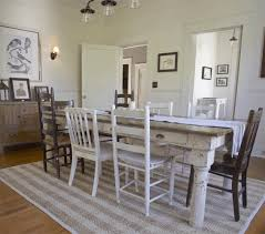 small dining room ideas white melamine dining table black and