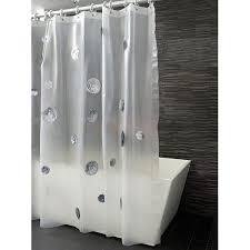 Black Bathroom Curtains Curtains Amusing Bathroom Design With Lucite Shower Curtains And