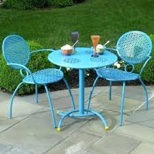 Wrought Iron Bistro Chairs Bistro Patio Table 2ftmt Me