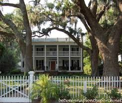 Colonial House With Farmers Porch Porch Designs U0026 Ideas Build A Two Story Porch Or Double Porch
