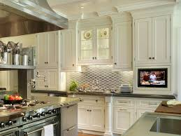 Kitchen Cabinets Tall Kitchen Upper Kitchen Cabinets Intended For Flawless Lighted