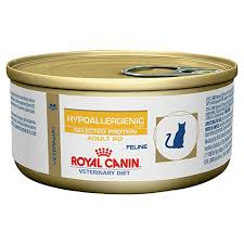 royal canin veterinary diet hypoallergenic pd canned cat food