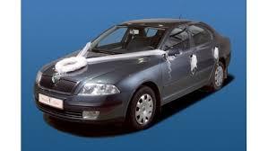 kit deco voiture mariage kit de décoration de voiture de cérémonie pour mariage emy