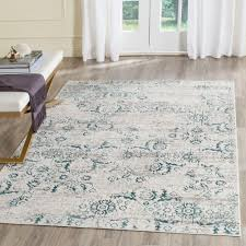 Area Rug 8 X 12 Safavieh Artifact Blue 9 Ft X 12 Ft Area Rug Atf237b 9