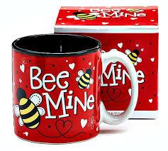 s day mug bee mine s day mug