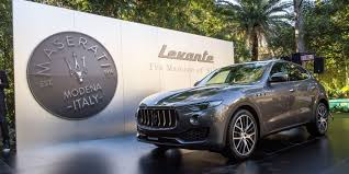 maserati reviews specs u0026 prices maserati levante pricing and specifications 139 990 opening for