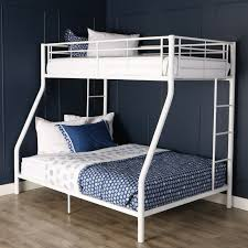 sunset metal twin over full bunk bed black hayneedle