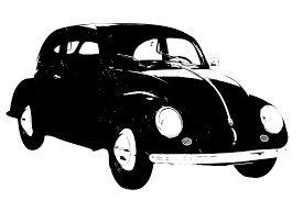 volkswagen bug drawing vw clipart