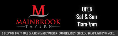 Red Barn Restaurant Nj Bbq Menu Mainbrook Tavern Restaurant U0026 Bar