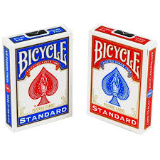 Bicycle Business Cards United States Playing Card Company Card Bicycle Poker Blue