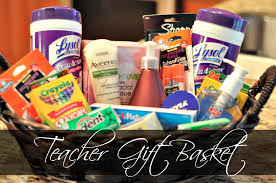 teacher gift basket teacher gift ideas on a budget teacher