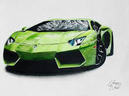 lamborghini sketch easy drawings cars dolgular com