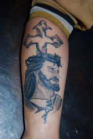 16 best jesus tattoos for men on arm images on pinterest arm