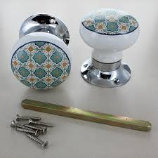 mortice glass door knobs divine will mortice door knobs set