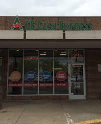 ace express 6219 blvd center mn 55429