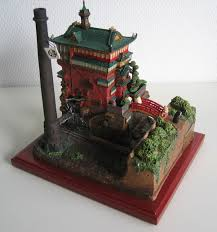 Studio Ghibli Decor 16 Best Dioramas Images On Pinterest Dioramas Studio Ghibli And