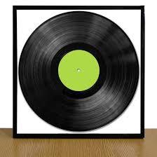 Personalized Record Album Vinyl Record Frame Black Personalised Record Album Frame Fmag