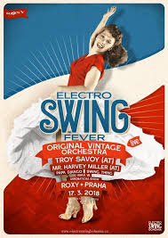 electro swing fever electro swing fever events in prague