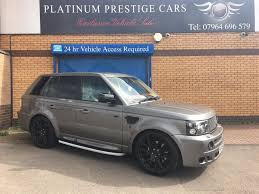 used 2008 land rover range rover sport tdv8 hse e4 for sale in
