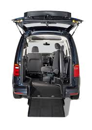 volkswagen van front view vw caddy drive wheelchair accessible vehicles sirus