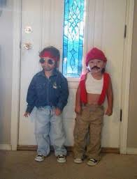 Big Baby Halloween Costume Cutest Costumes Cheech Chong