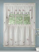 Butterfly Kitchen Curtains by Priscilla Curtains Are A Classic Light Weight Lace Seperates