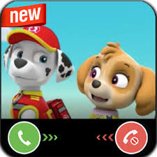 call paw dog patrol simulation android apps google play