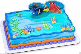 nemo cake toppers disney finding dory cake decoration kit topper nemo party supplies