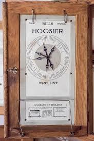 the hoosier kitchen cabinet hoosier want list