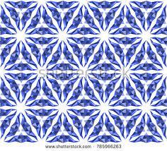 blue kaleidoscope wallpaper blue kaleidoscope seamless pattern vector psychedelic stock vector