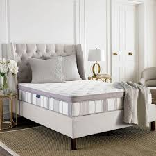Bedroom In A Box Queen Safavieh Serenity 11 5 Inch Pillow Top Spring Queen Size Mattress