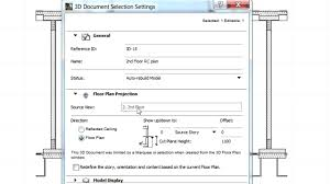 creating a reflected ceiling plan 3d document in archicad youtube