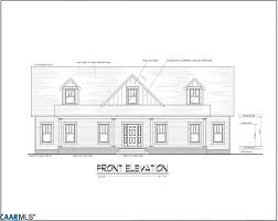 H2o Residences Floor Plan by Charlottesville Va New Homes For Sale