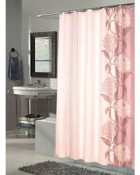 84 Inch Fabric Shower Curtain Deals On Carnation Home Fashions Chelsea Printed Fabric