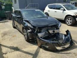 totaled for sale salvage nissan maxima cars for sale and auction