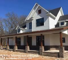 southern farmhouse plans plan 16889wg rockin u0027 farmhouse with bonus room farmhouse plans
