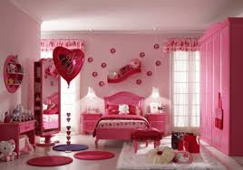 Pretty Bedrooms For Girls by Beautiful Bedroom For Girls In Pink Color Theme Home Decoration
