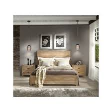 Driftwood Bedroom Furniture by Driftwood Solid Wood Queen Panel Bed Modern Rustic Brazil Pine