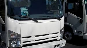 isuzu npr 12000lb gvw 132 inch wb cab chassis youtube