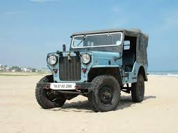 first willys jeep history of the jeep in india