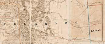 Utah Colorado Map by The Life And Times Of A Miner U0027s Wife Part Iii