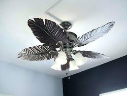 ceiling fan palm blade covers ceiling fan palm blades medium size of tile ceilings and ceiling fan