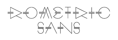 design lines font 6 unique geometric fonts you need in your toolkit sitepoint
