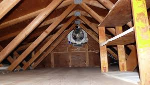 thermostat controlled exhaust fan mastering roof inspections attic ventilation systems part 1