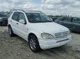 2000 mercedes ml430 auto auction ended on vin 4jgab72e5ya149926 2000 mercedes
