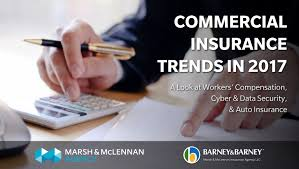 commercial insurance trends in 2017