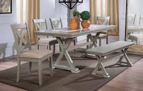 lark manor lia 6 piece dining set u0026 reviews wayfair